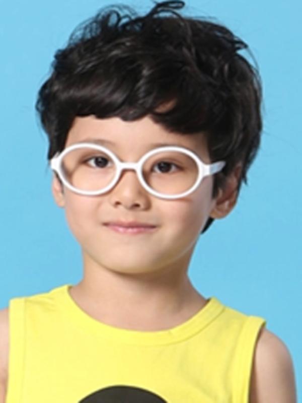 韩式男孩卷发