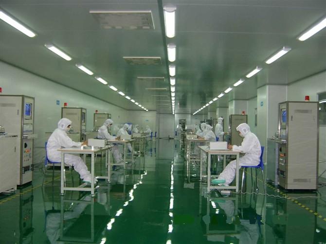 微电子洁净室实例