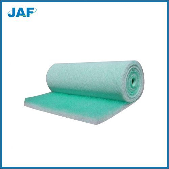绿白玻纤过滤棉