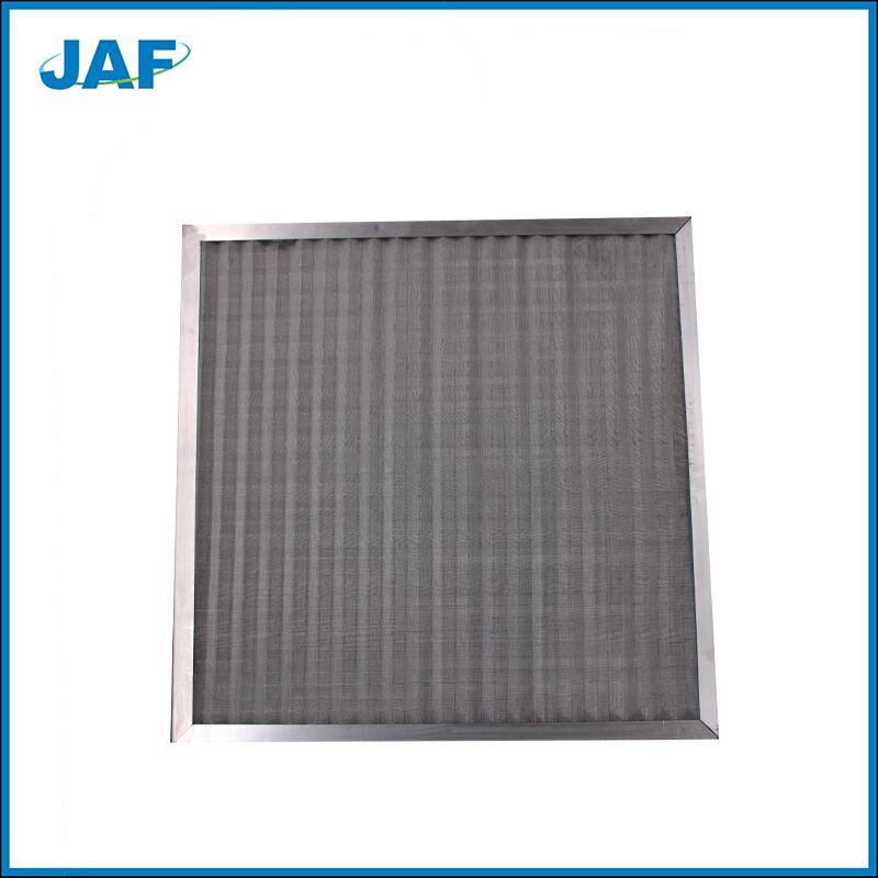 金属网过滤器在工业上有哪些应用