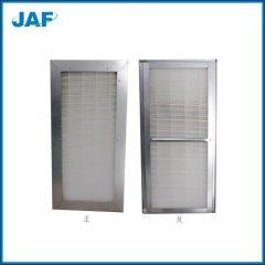 铝框铝隔板耐高温高效过滤器H13