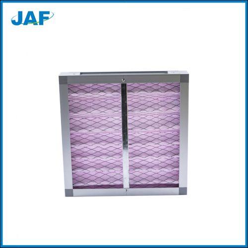 空气过滤器应用在涂装车间的成功案列