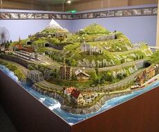铁路沙盘模型制作公司