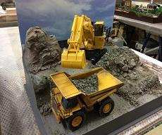 工业场景模型制作