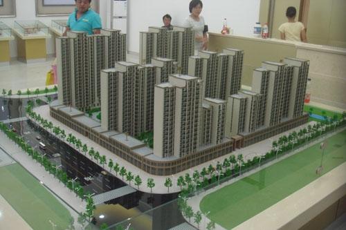 亞遊AG分享:沙盘模型中的建筑模型比例缩放