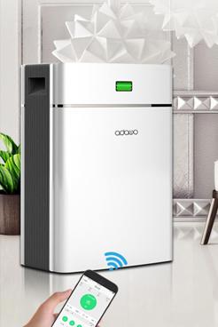 怎样让自己家里的空气质量高标准水平?