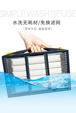 静电除尘+负离子式空气净化器有哪些优势