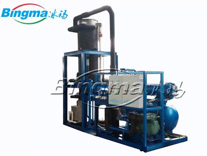日产冰量50吨管冰机_大型管冰机