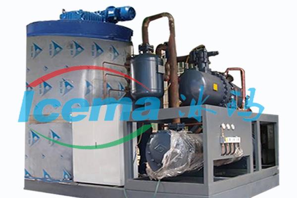 日產冰量15噸工業片冰機_中型片冰機