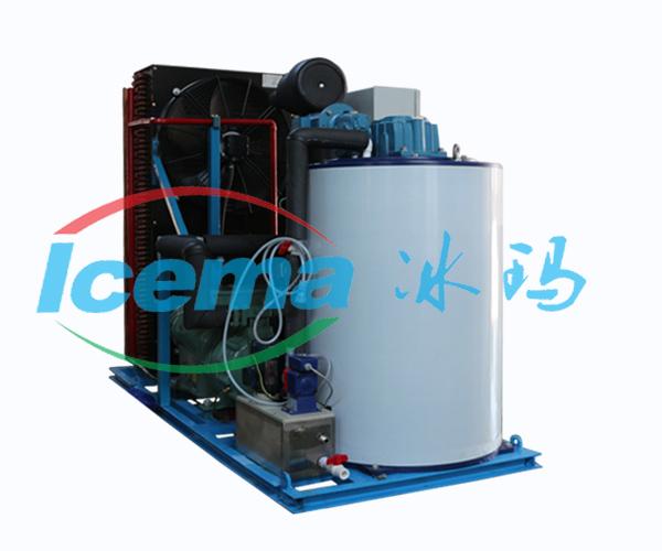 日产冰量5吨海水片冰机