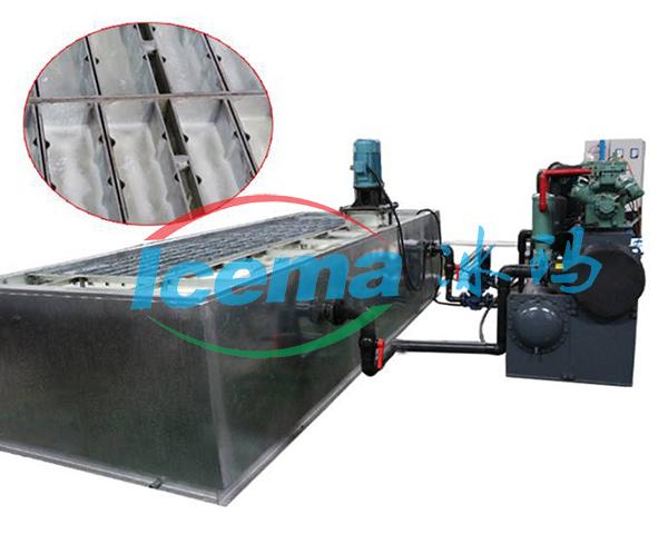 大型盐水式块冰机-日产20吨-30吨