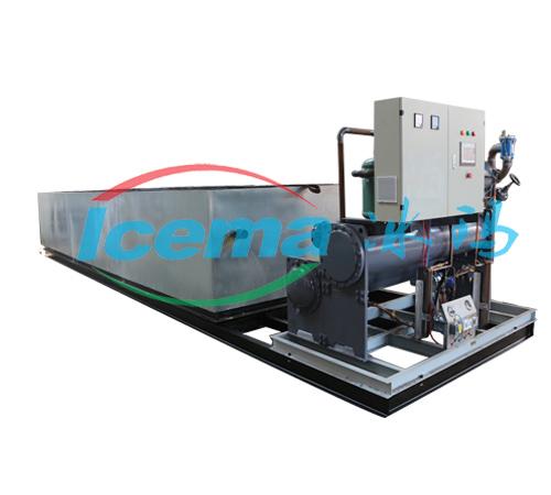 大型盐水式块冰机/冰砖机日产1-15吨