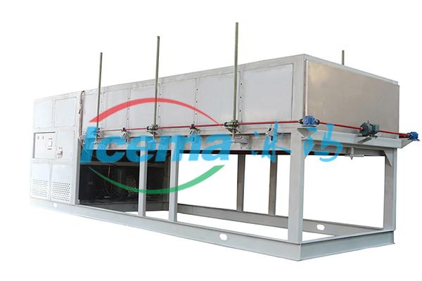 20吨直冷式块冰机交付安徽客户