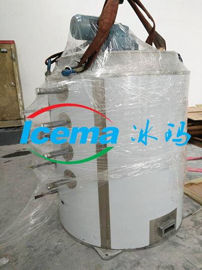 淡水片冰機蒸發器