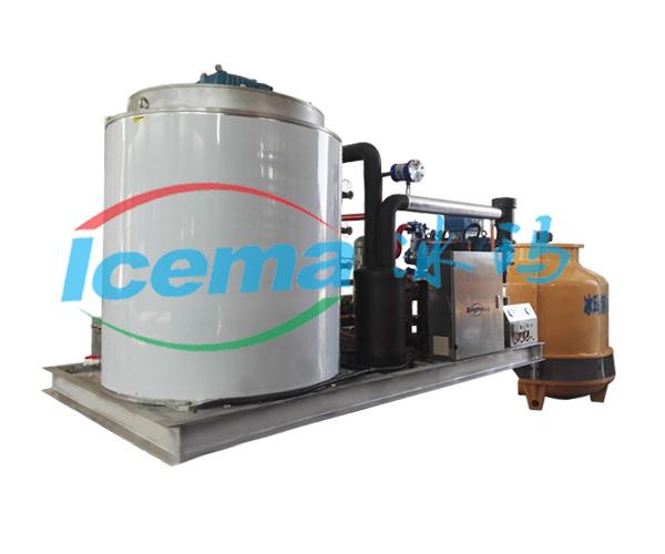 日產冰量12噸工業片冰機_中型片冰機