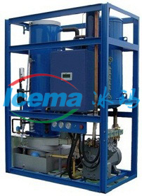 日產3噸小型管冰機/商用管冰機