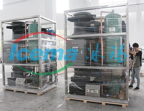 大型管冰机/商用管冰机 日产20吨