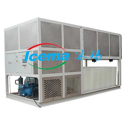 5吨直冷式冰块制冰机
