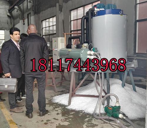 5吨淡水片冰机