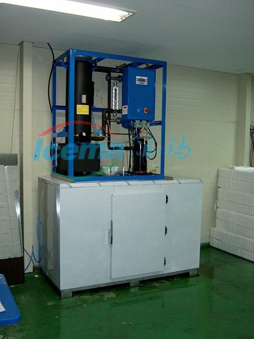 3噸管冰機交付南非客戶-冰瑪品牌