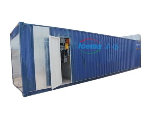 集裝箱塊冰機簡介