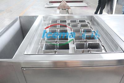 鹽水式塊冰機