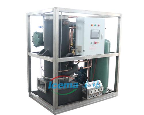 水冷管冰機5噸/天