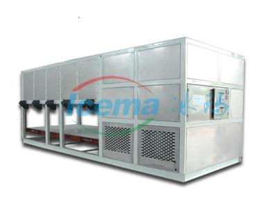 日產30噸直冷式塊冰機-直冷式冰磚機