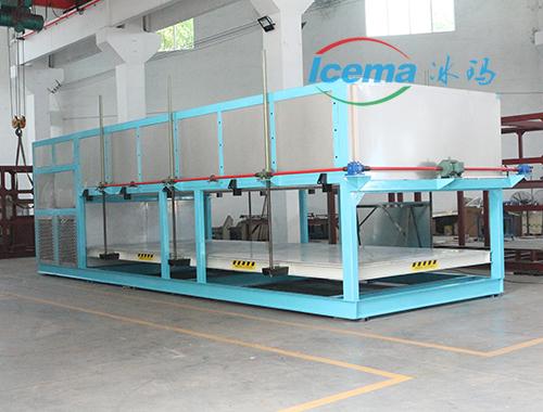 20噸直冷式塊冰機交付上海客戶