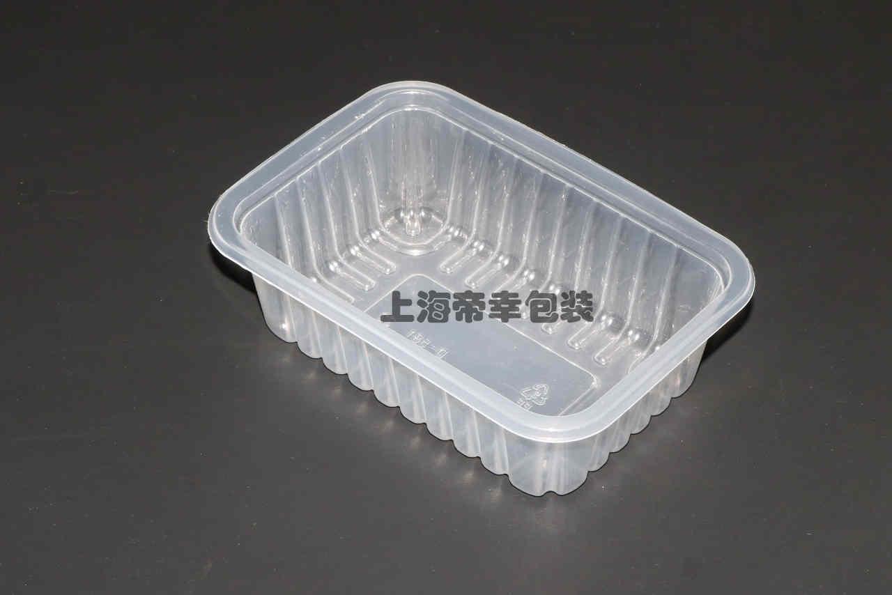 鸭货透明包装盒
