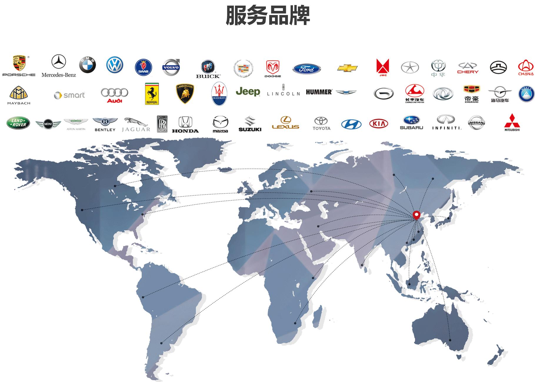 制豹陶瓷刹车片服务的品牌