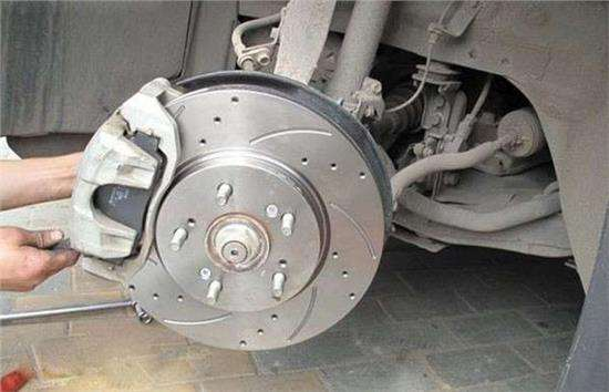 刹车片灵敏度下降 你该如何处理