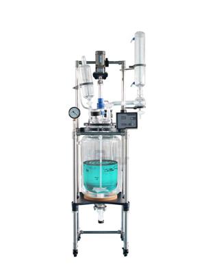 GR-30調速玻璃反應釜