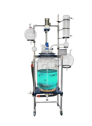 GR-100調速玻璃反應釜
