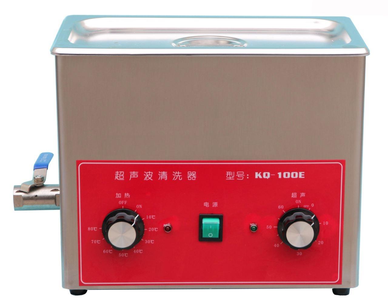 KQ-100E旋鈕型臺式超聲波清洗器