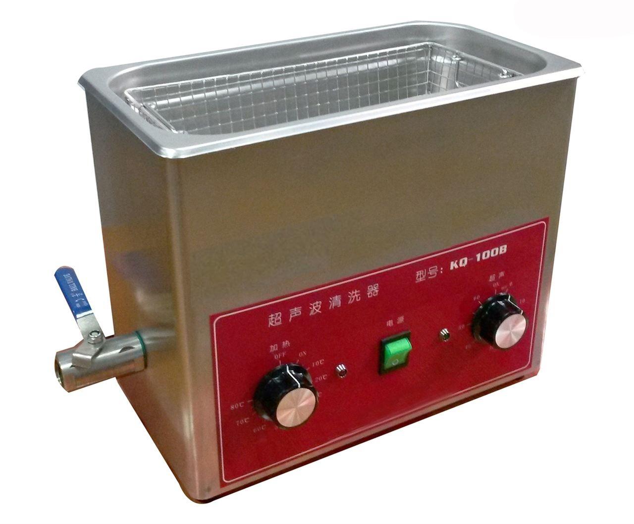 KQ-100B旋鈕型臺式超聲波清洗器