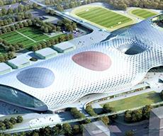 深圳春茧体育馆