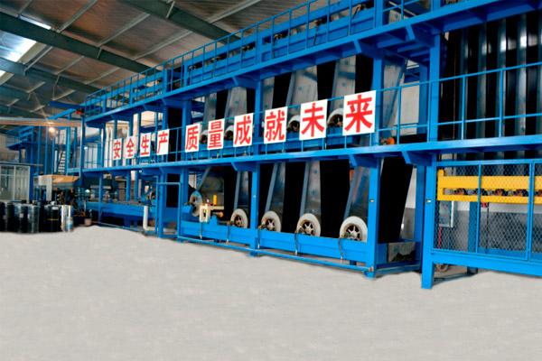 卷材生产线
