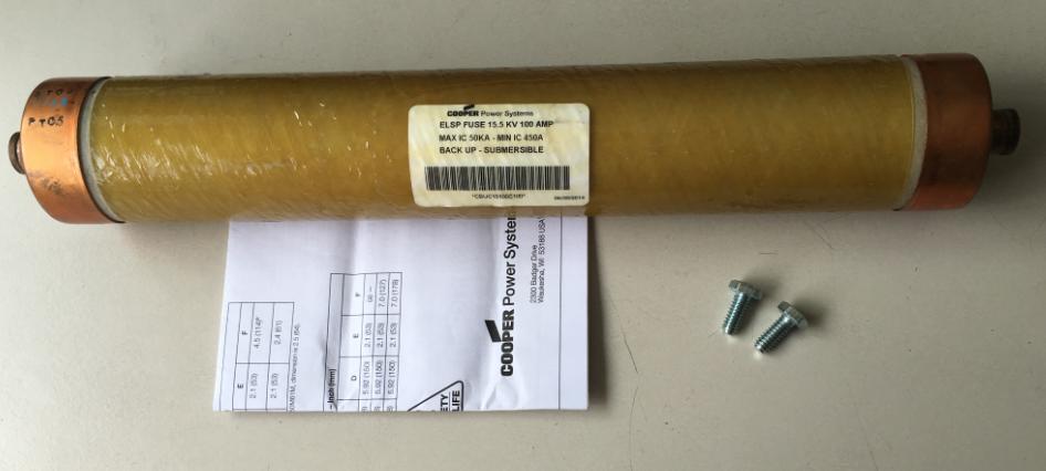 15-23KV 後備保護熔斷器