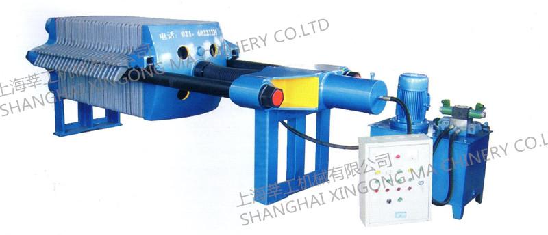 铸铁压滤机(板框和厢式)
