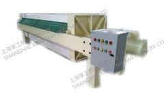 機械壓緊壓濾機(含板框和廂式)