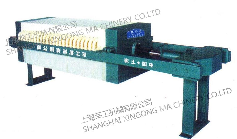 手動千斤頂壓濾機(含板框和廂式)