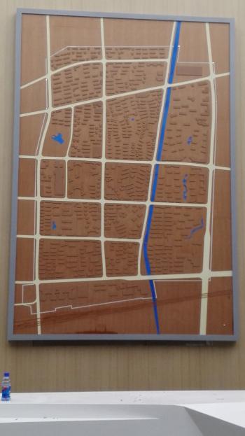 上海臨汾街道電子地圖