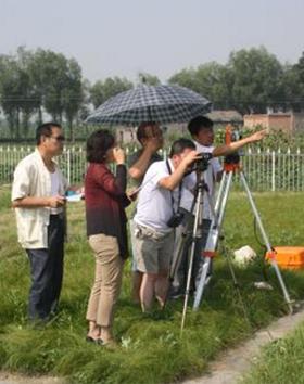 上海申联质量检测服务有限公司环境检测