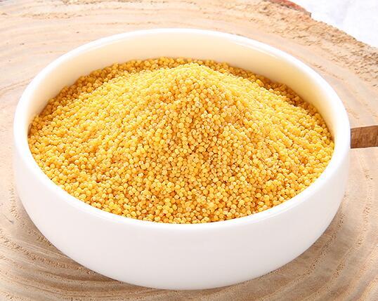 炎炎夏季注意饮食,富硒小米伴你度过!