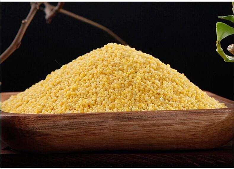 富硒有机小米,它的功效这么大您知道吗?