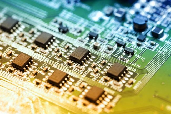 上海注册电子元器件公司