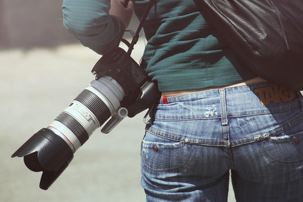 摄影师照片