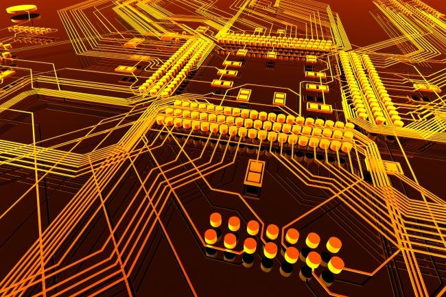 半導體集成電路圖