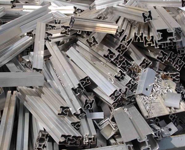废旧金属铝材